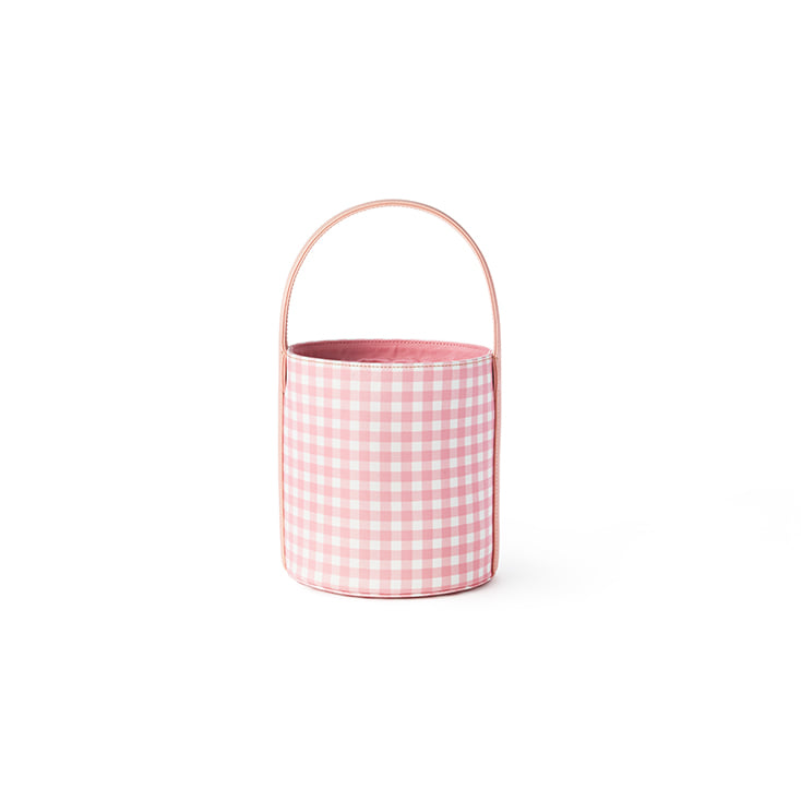 Gingham Melody Bag (Pink)